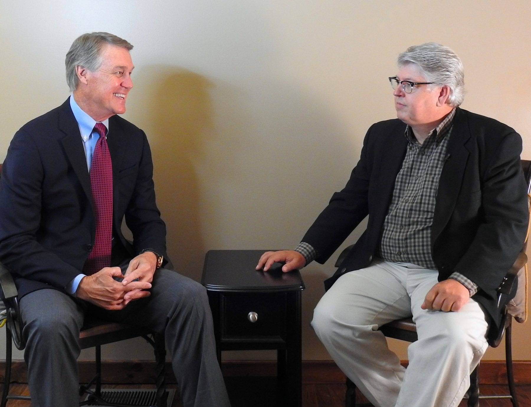 David Perdue, Interview, BKP, FYNTV, Senate, Georgia, government