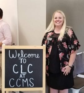 Jennifer Colson, Director of Gilmer's Christian Learning Center, is set to split time at the two locations as she manages the program and its continued growth.