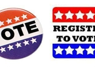 Last Day to Register to Vote is Monday July 2nd for the July 31st Election