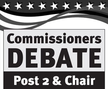 Gilmer County Commissioner & Post 2 Debate Announcement