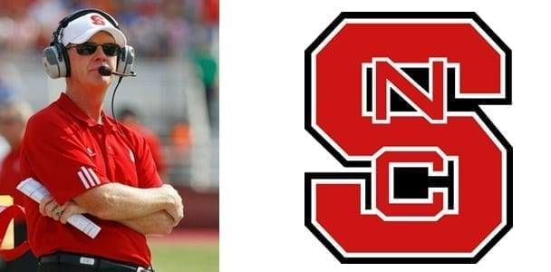 Tom O'Brien Out at NC State